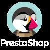 PrestaShop logo circle
